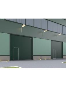 Промышленные ворота DoorHan ISD01 4000*3100