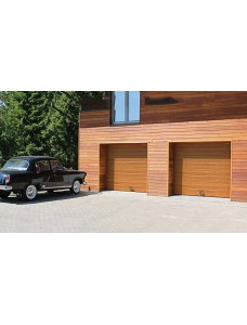Ворота секционные DoorHan RSD01SC 2500*2200