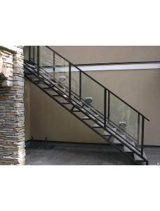 Изготовление металлических лестниц.