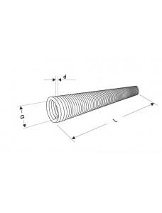 Пружина для ворот 67- 6,5 мм