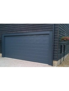 Ворота гаражные Alutech Trend 2500*2125 с автоматикой An-motors